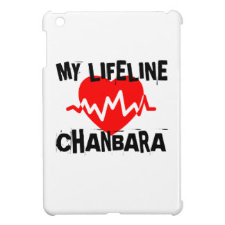 MY LIFE LINA CHANBARA MARTIAL ARTS DESIGNS iPad MINI COVER