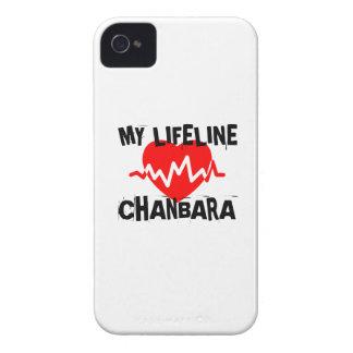 MY LIFE LINA CHANBARA MARTIAL ARTS DESIGNS iPhone 4 Case-Mate CASE