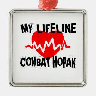 MY LIFE LINA COMBAT HOPAK MARTIAL ARTS DESIGNS METAL ORNAMENT