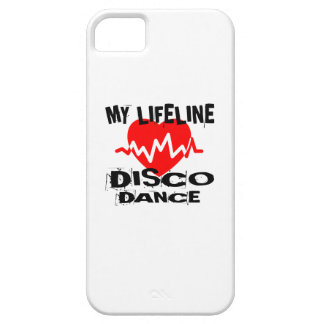 MY LIFE LINA DISCO DANCE DESIGNS CASE FOR THE iPhone 5