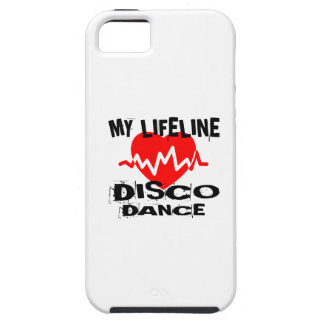 MY LIFE LINA DISCO DANCE DESIGNS iPhone 5 COVERS