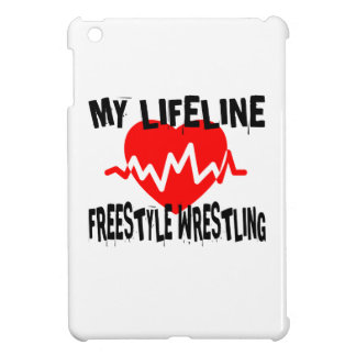 MY LIFE LINA FREESTYLE WRESTLING MARTIAL ARTS DESI iPad MINI CASE