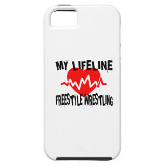 MY LIFE LINA FREESTYLE WRESTLING MARTIAL ARTS DESI iPhone 5 CASE