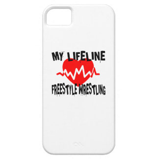 MY LIFE LINA FREESTYLE WRESTLING MARTIAL ARTS DESI iPhone 5 COVER