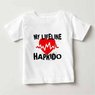 MY LIFE LINA HAPKIDO MARTIAL ARTS DESIGNS BABY T-Shirt