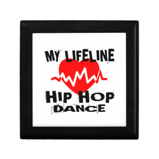 MY LIFE LINA HIP HOP DANCE DESIGNS GIFT BOX