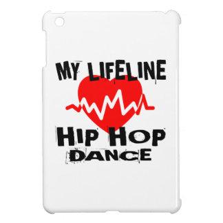 MY LIFE LINA HIP HOP DANCE DESIGNS iPad MINI COVER