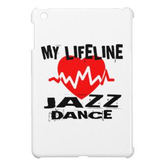 MY LIFE LINA JAZZ DANCE DESIGNS iPad MINI CASE