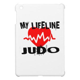 MY LIFE LINA JUDO MARTIAL ARTS DESIGNS CASE FOR THE iPad MINI