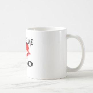 MY LIFE LINA JUDO MARTIAL ARTS DESIGNS COFFEE MUG