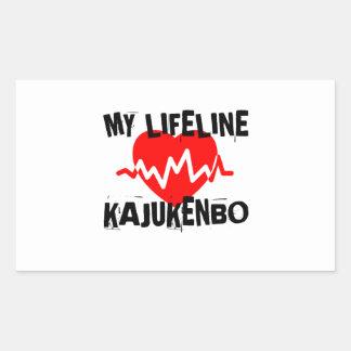 MY LIFE LINA KAJUKENBO MARTIAL ARTS DESIGNS STICKER