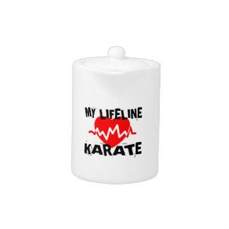 MY LIFE LINA KARATE MARTIAL ARTS DESIGNS
