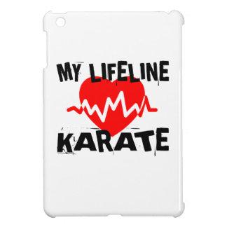 MY LIFE LINA KARATE MARTIAL ARTS DESIGNS iPad MINI CASE