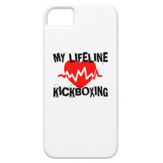 MY LIFE LINA KICKBOXING MARTIAL ARTS DESIGNS iPhone 5 COVER