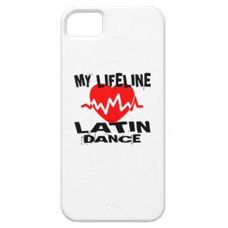 MY LIFE LINA LATIN DANCE DESIGNS iPhone 5 COVER