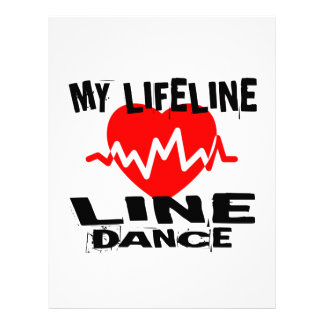 MY LIFE LINA LINE DANCING DANCE DESIGNS LETTERHEAD