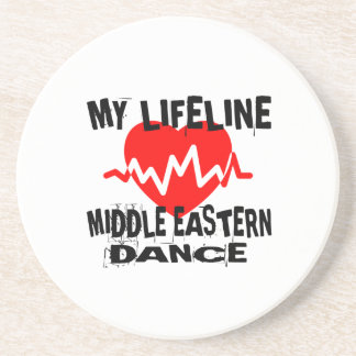 MY LIFE LINA MIDDLE EASTERN DESIGNS COASTER