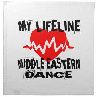 MY LIFE LINA MIDDLE EASTERN DESIGNS NAPKIN