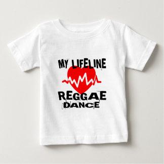 MY LIFE LINA REGGAE DANCE DESIGNS BABY T-Shirt
