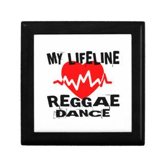 MY LIFE LINA REGGAE DANCE DESIGNS GIFT BOX