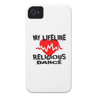 MY LIFE LINA RELIGIOUS DANCE DESIGNS iPhone 4 COVERS
