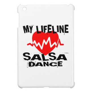MY LIFE LINA SALSA DANCE DESIGNS iPad MINI COVERS