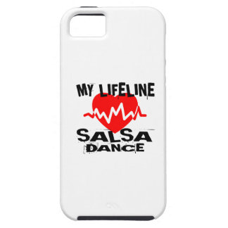 MY LIFE LINA SALSA DANCE DESIGNS iPhone 5 COVERS