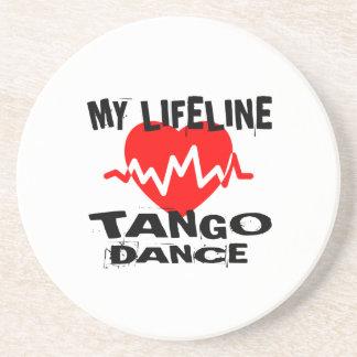 MY LIFE LINA TANGO DANCE DESIGNS COASTER