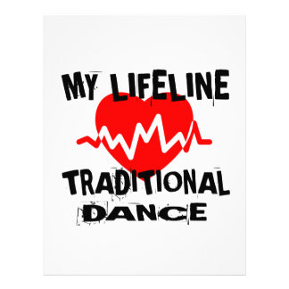 MY LIFE LINA TRADITIONAL DANCE DESIGNS LETTERHEAD