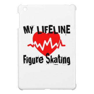 My Life Line Figure Skating Sports Designs iPad Mini Cases