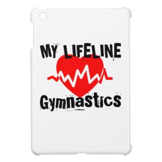 My Life Line Gymnastics Sports Designs iPad Mini Covers