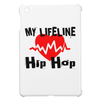 My Life Line Hip Hop Sports Designs Case For The iPad Mini