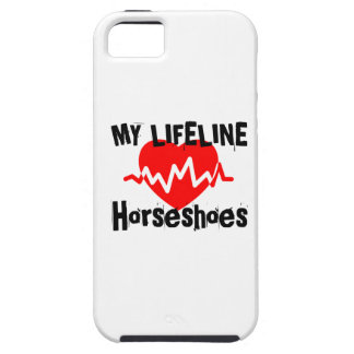 My Life Line Horseshoes Sports Designs iPhone 5 Covers