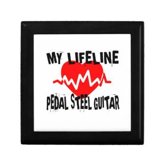 MY LIFE LINE PEDAL STEEL GUITAR MUSIC DESIGNS GIFT BOX