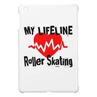 My Life Line Roller Skating Sports Designs iPad Mini Case