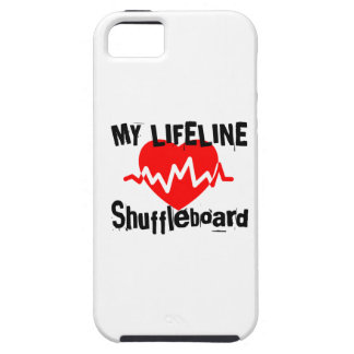 My Life Line Shuffleboard Sports Designs iPhone 5 Covers