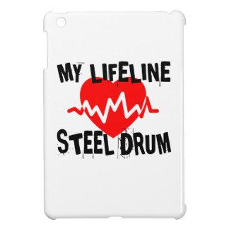 MY LIFE LINE STEEL DRUM MUSIC DESIGNS CASE FOR THE iPad MINI