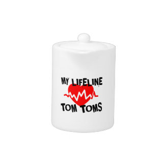MY LIFE LINE TOM TOMS MUSIC DESIGNS