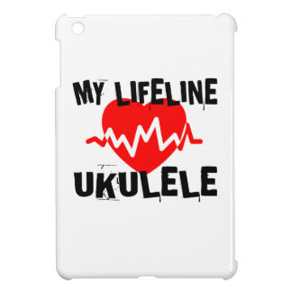 MY LIFE LINE UKULELE MUSIC DESIGNS iPad MINI CASE