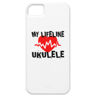 MY LIFE LINE UKULELE MUSIC DESIGNS iPhone 5 COVERS