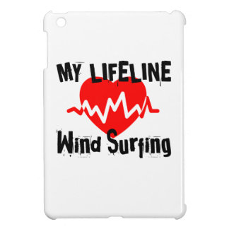 My Life Line  Wind Surfing Sports Designs Cover For The iPad Mini