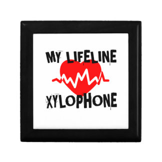 MY LIFE LINE XYLOPHONE MUSIC DESIGNS GIFT BOX