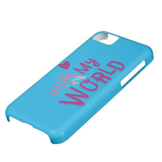 My Life My World 2 iPhone 5C Covers