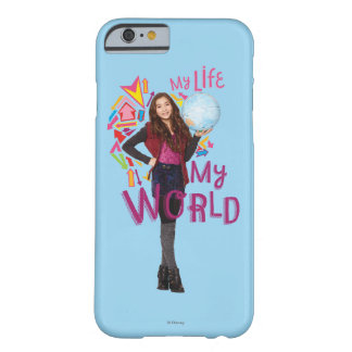My Life My World Barely There iPhone 6 Case