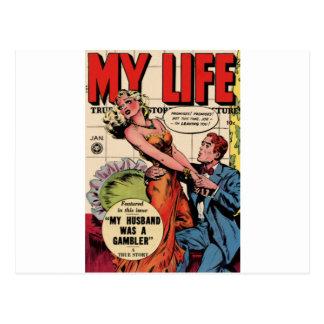 My Life Postcard