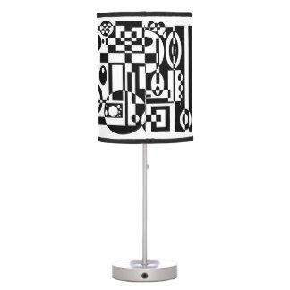 My light table lamp