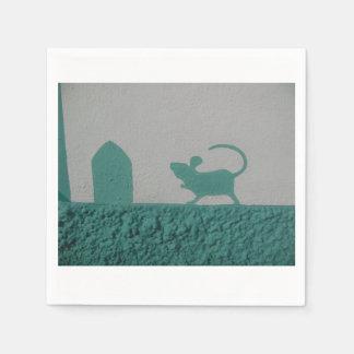 My lil Mouse Napkins Paper Napkin