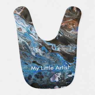 My Little Artist Bib