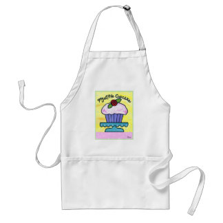 """""""My LIttle Cupcake"""" Apron by Reneé Womack"""