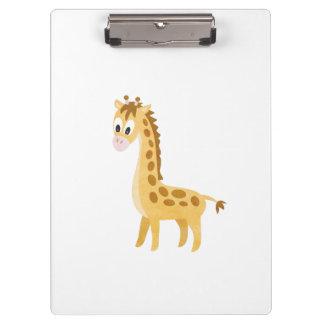 My Little Giraffe Clipboard